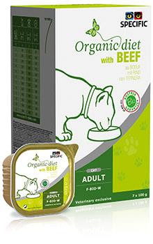Organic with Beef